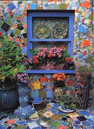 Best Mosaic Walls Images On Pinterest Mosaic Ideas Mosaic - Wall mosaic designs