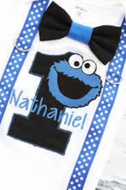 baby boy first birthday cookie monster themed u2014 love and lollipops