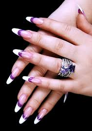 best 25 long french nails ideas on pinterest long nail designs