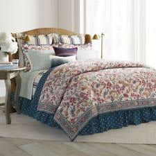 Houndstooth Comforter Chaps 100 Polyester Fill Comforters U0026 Bedding Sets Ebay