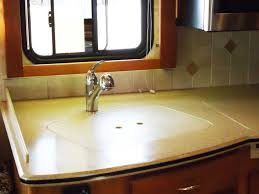 rv kitchen sinks and faucets u2014 smith design luxurious rv kitchen