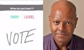 Man Boobs Meme - the voice behind the viral yanny vs laurel debate is revealed