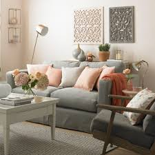 Living Rooms With Gray Sofas Livingroom Living Room Color Schemes Marvellous Colour Brown