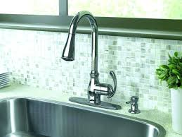no touch kitchen faucets one touch kitchen faucet kitchen faucet cool touch no touch bronze