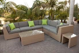 Wicker Patio Furniture San Diego by Honey Wicker Outdoor Sofa Sectional Set Modern Patio San