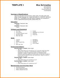 best resumes exles it resume technical skills exle section of template in us free