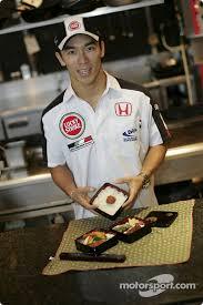 sato japanese cuisine takuma sato tries his at cooking japanese cuisine at japanese gp