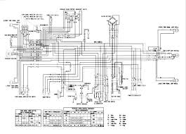 diagram honda xl 125 wiring wiring diagrams instruction