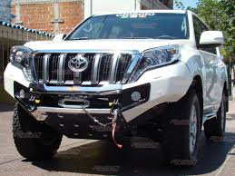 land cruiser 2015 rhino4x4 bumper delantero evolution3 toyota land cruiser prado 150