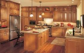 What Color To Paint Kitchen With Oak Cabinets Oak Cabinets Foter