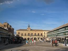 plaza mayor have bag will travel
