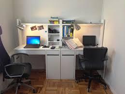 Corner Desk For Two 2 Person Corner Desk Two Person Computer Desk Home Design