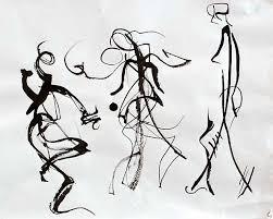 rhythmic line drawing life by fred hatt drawing life by fred hatt