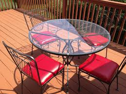 How To Restore Metal Outdoor Furniture by Exterior Design Behr Deck Over Chestnut Paint On Old Wooden Fence