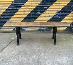 x frame industrial table artistic industrial