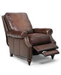 leather recliners chairs pertaining to brown recliner chair plan