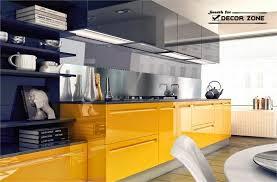 Yellow Kitchen Cabinet Yellow Kitchen Cabinet Modern Home Design