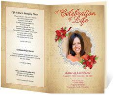 funeral program template 28 images free funeral program funeral