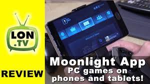 moonlight app stream u0026 play pc steam games on smartphones