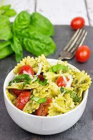 pasta salad pesto pesto pasta with grilled chicken