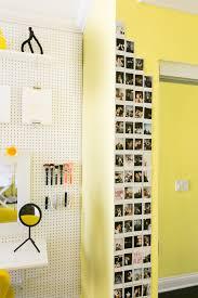 adelaine morin u0027s hello yellow bedroom makeover photo hanging
