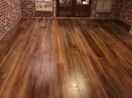augusta concrete wood flooring rustic concrete wood