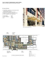 the st vincent u0027s comprehensive cancer center u2013 studio h shape
