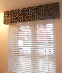 Timber Blind Cleaning Venetian Blind With Pelmet I Quite Like The Warmth Of The Fabric
