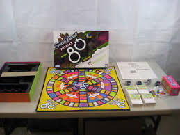 trivial pursuit totally 80s trivial pursuit totally 80 s edition by hasbro new in open box