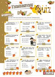 when is thanksgiving celebrated in america thanksgiving quiz
