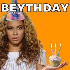 Beyonce Birthday Meme - beythday hashtag on twitter