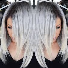 black at root of hair image result for silver hair black roots hair pinterest