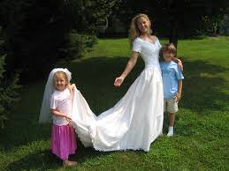 Meme Roth - second annual wedding gown challenge women should fit into their