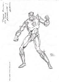 marvel comics of the 1980s 1987 cool unpublished iron man armor