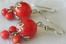 images of christmas earrings diy christmas earrings free jewelry making video tutorial youtube
