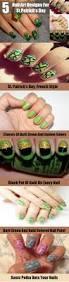 5 st patrick u0027s day nail designs nail art designs for st