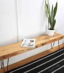 diy hairpin legs bench interior pinterest hairpin hairpin