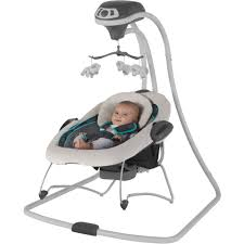 Graco Doll Swing High Chair Graco Duetconnect Swing And Bouncer Bristol Walmart Com