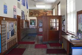 file hebron nebraska post office interior jpg wikimedia commons