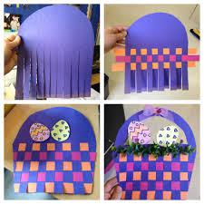 easter basket art project pinterest easter baskets