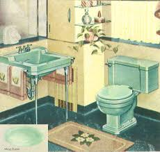 1930s Kitchen Sink The Color Green In Kitchen And Bathroom Sinks Tubs And Toilets