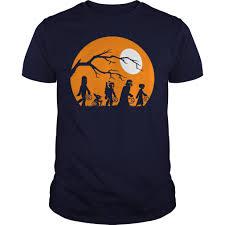 wars trickortreat halloween silhouette shirt or sweatshirt