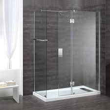 Shower Door Ove Decors Nevis 46 6 X 79 Shower Door Reviews Wayfair