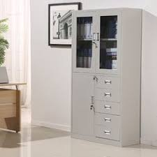 Decorative File Cabinets Golden Office Furniture Suppliers Wooden 8 Doors Large Decorative