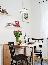 Gateleg Dining Table And Chairs 25 Ways To Use Ikea Norden Gateleg Table In Décor Digsdigs