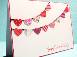 lots of handmade cards ideas for s day