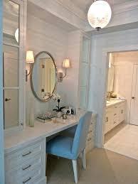 Built In Bathroom Vanity Vanities Built In Vanity Cabinets Built In Makeup Vanity In