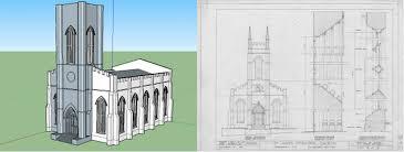 tutorial sketchup modeling sketchup tutorial building a digital portfolio