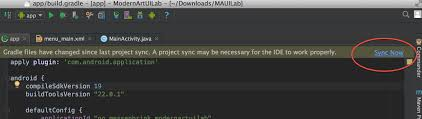 android studio failed sync gradle project fix mac os x
