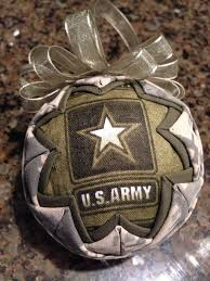 army merry ornament